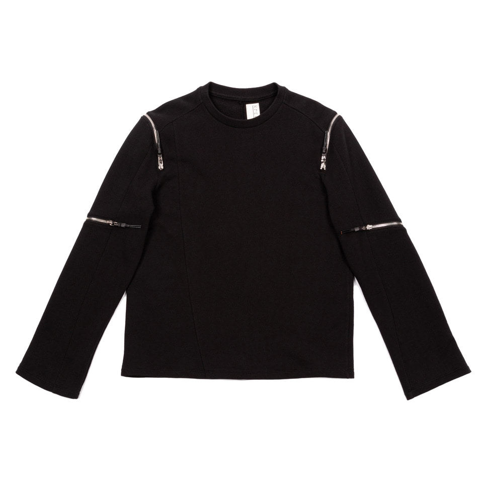 Zipped Long Sleeve